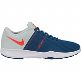 NIKE Кроссовки женские  WMNS NIKE CITY TRAINER 2, blue, white