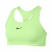 NIKE Топ женский DRI-FIT SWOOSH, light green