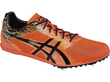 ASICS Шиповки COSMORACER MD, black, orange