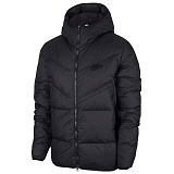 NIKE Пуховик мужской SPORTSWEAR DOWN-FILL WINDRUNNER, black