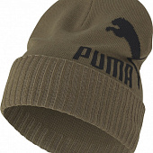 PUMA Шапка ARCHIVE LOGO BEANIE BLACK ADULT, khaki, black