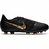 NIKE бутсы детские JR/ PHANTOM VENOM ACADEMY FG, black