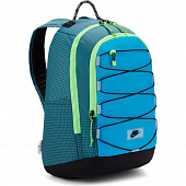 NIKE Рюкзак NK HAYWARD BKPK TRL, blue, green, black