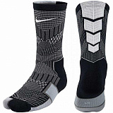 NIKE Гетры ELITE MATCHFIT CREW SOCKS, black, white