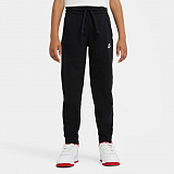 NIKE Брюки детские B NSW CLUB FT JOGGER PANT, black