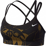 NIKE Топ женский FAVORITES, black, yellow