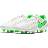 NIKE Бутсы мужские TIEMPO LEGEND 8 ACADEMY MG, white, green