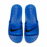 NIKE Сланцы мужские MENS KAWA SHOWER SLIDE, blue