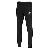 PUMA Брюки мужские ESS LOGO PANTS FL CL, black1