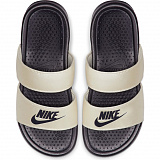 NIKE Сланцы NIKE WMNS BENASSI DUO ULTRA SLIDE, white