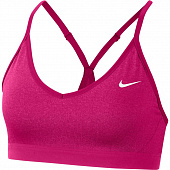 NIKE Топ женский WOMENS INDY SPORTS BRA, crimson