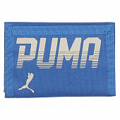 Кошелек PUMA Pioneer Wallet, blue, white
