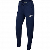 NIKE Брюки детские SPORTSWEAR BOYS, dark blue