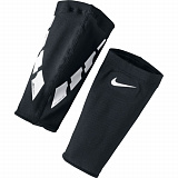 NIKE Щитки футбольные GUARD LOCK ELITE FOOTBALL SLEEVE, black