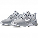NIKE Кроссовки мужские AIR MAX ALPHA TRAINER 3, grey, white